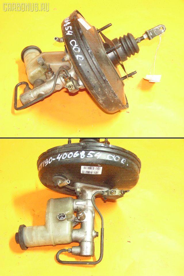 Главный тормозной цилиндр TOYOTA CORONA ST190 4S-FE. Фото 2