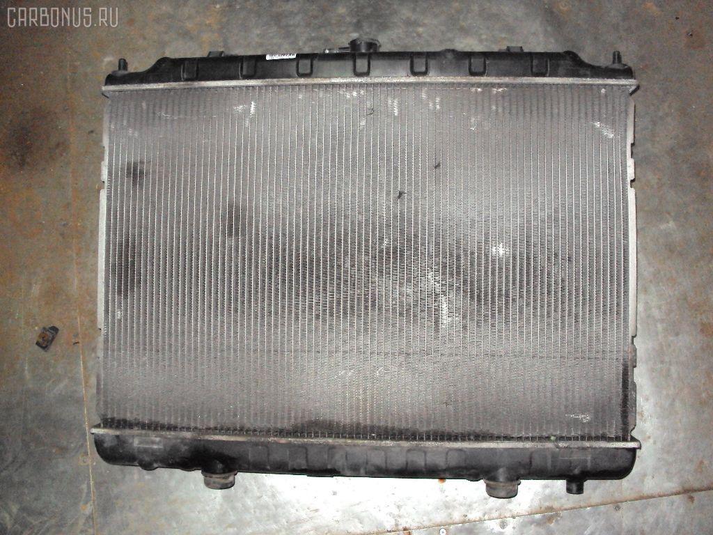 Радиатор ДВС NISSAN LIBERTY RM12 QR20DE. Фото 4