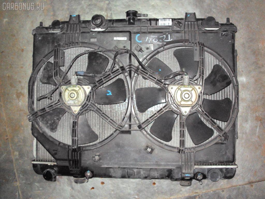 Радиатор ДВС NISSAN SERENA TC24 QR20DE. Фото 5