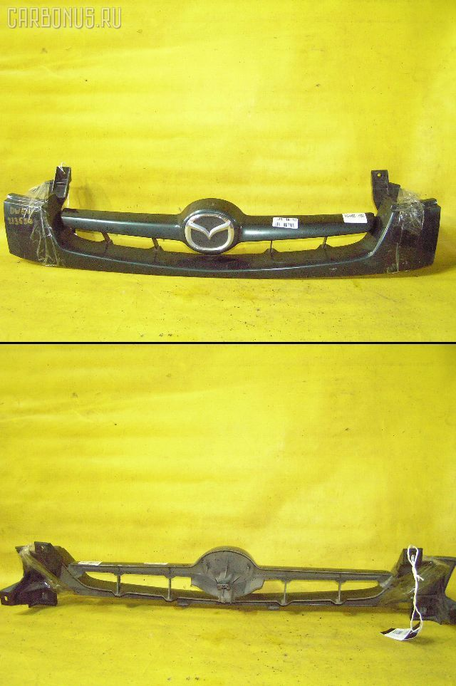 Решетка радиатора MAZDA DEMIO DW5W. Фото 9