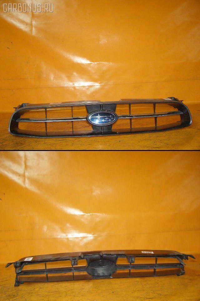 Решетка радиатора SUBARU IMPREZA WAGON GG3. Фото 1