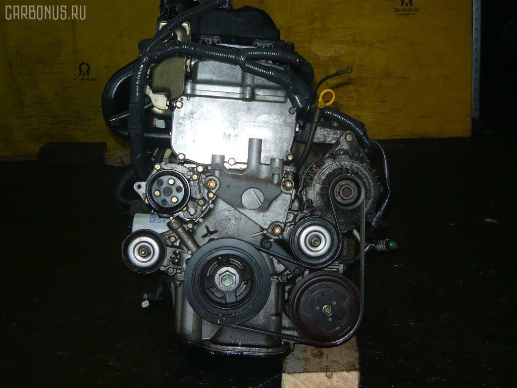 Двигатель NISSAN MARCH AK12 CR12DE. Фото 1