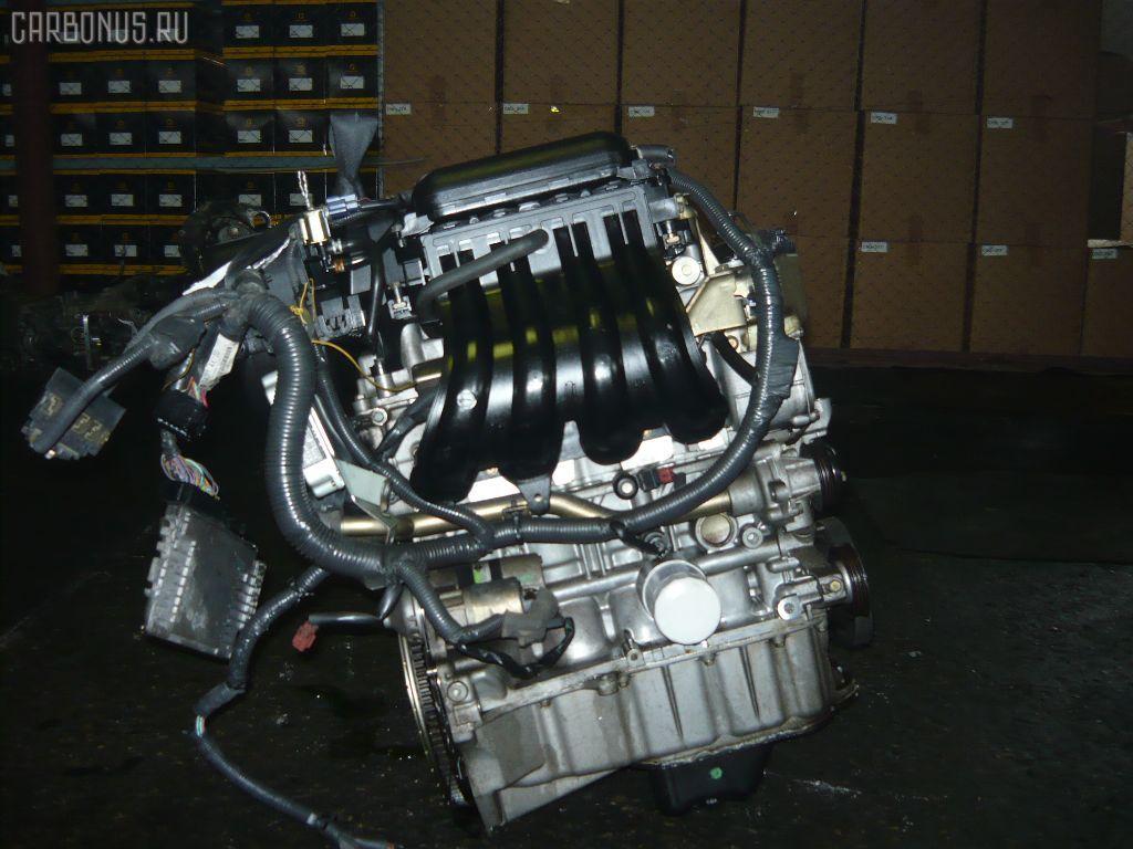 Двигатель NISSAN MARCH AK12 CR12DE. Фото 2