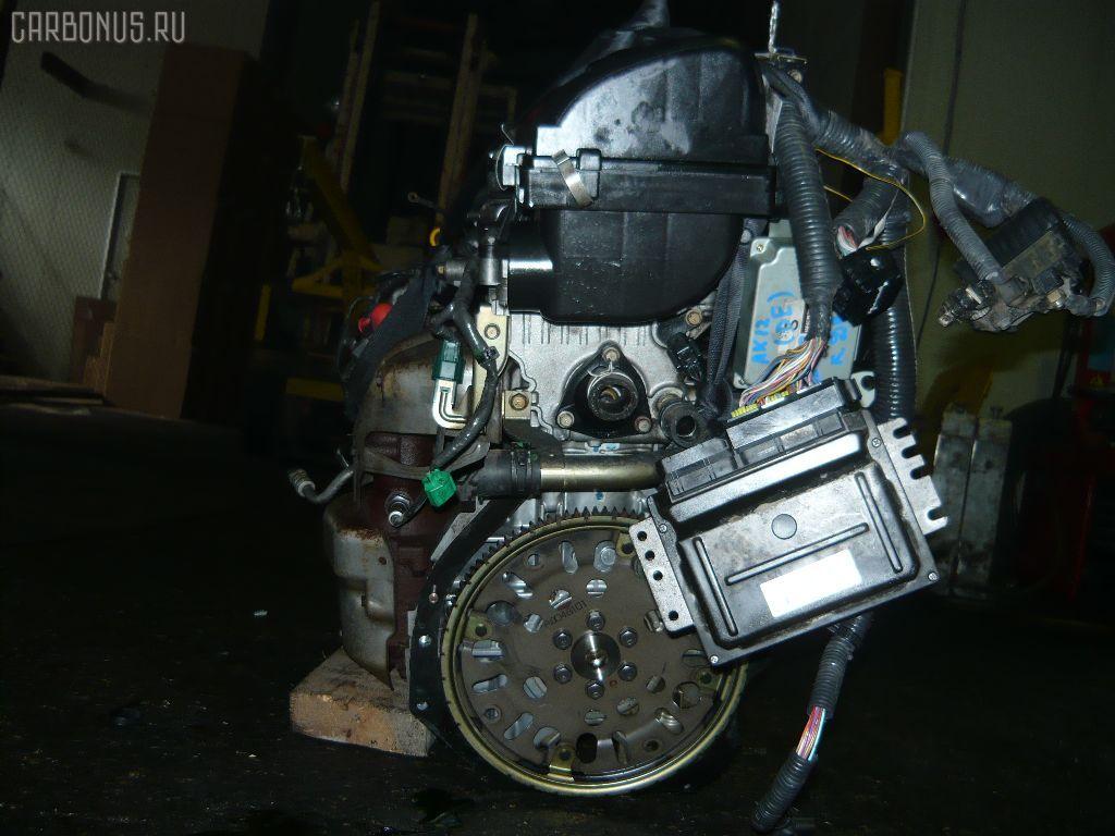 Двигатель NISSAN MARCH AK12 CR12DE. Фото 4