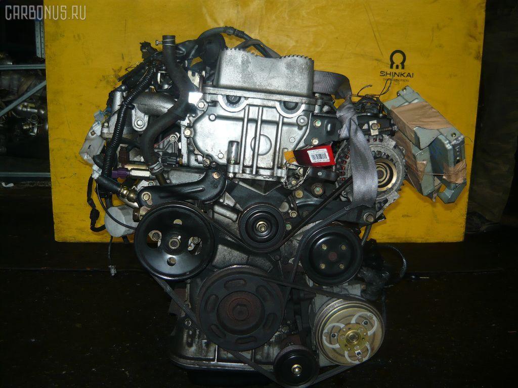 Двигатель NISSAN BASSARA JNU30 KA24DE. Фото 1