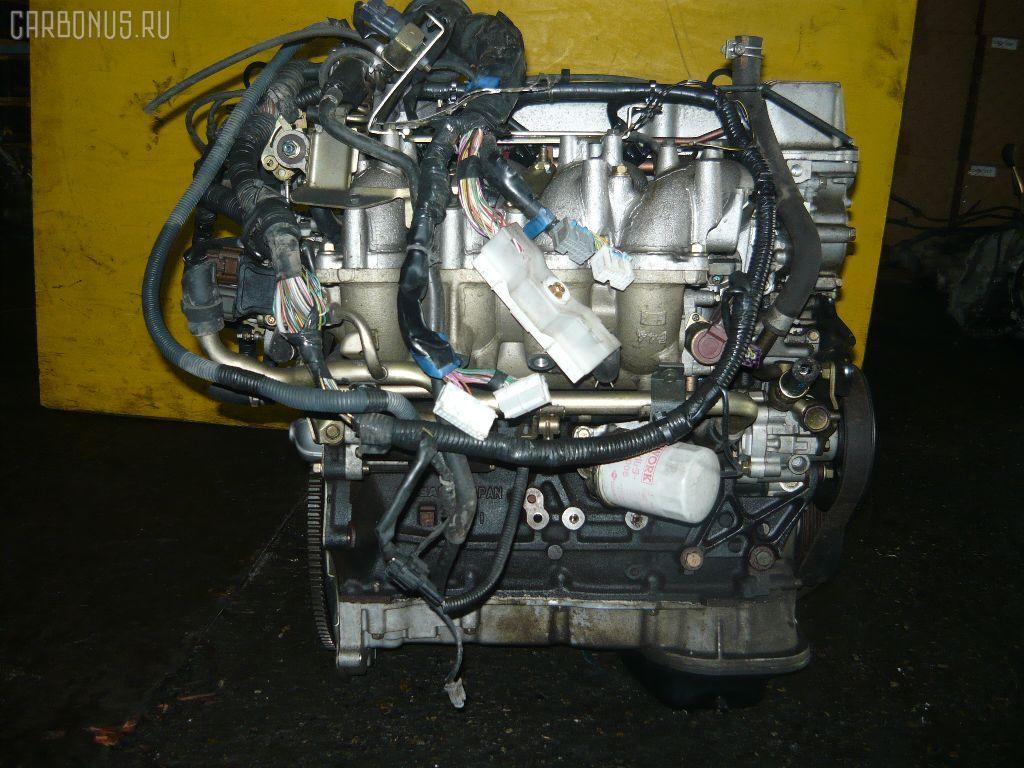 Двигатель NISSAN BASSARA JNU30 KA24DE. Фото 3