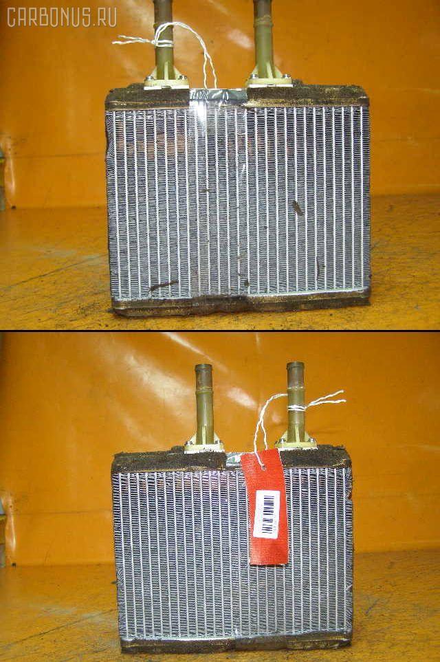 Радиатор печки NISSAN WINGROAD WFY11 QG15DE. Фото 1