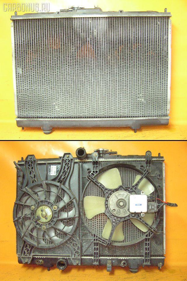 Радиатор ДВС MITSUBISHI PAJERO IO H66W 4G93. Фото 4