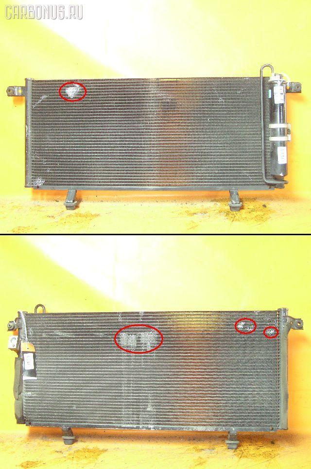 Радиатор кондиционера MITSUBISHI PAJERO IO H66W 4G93. Фото 5