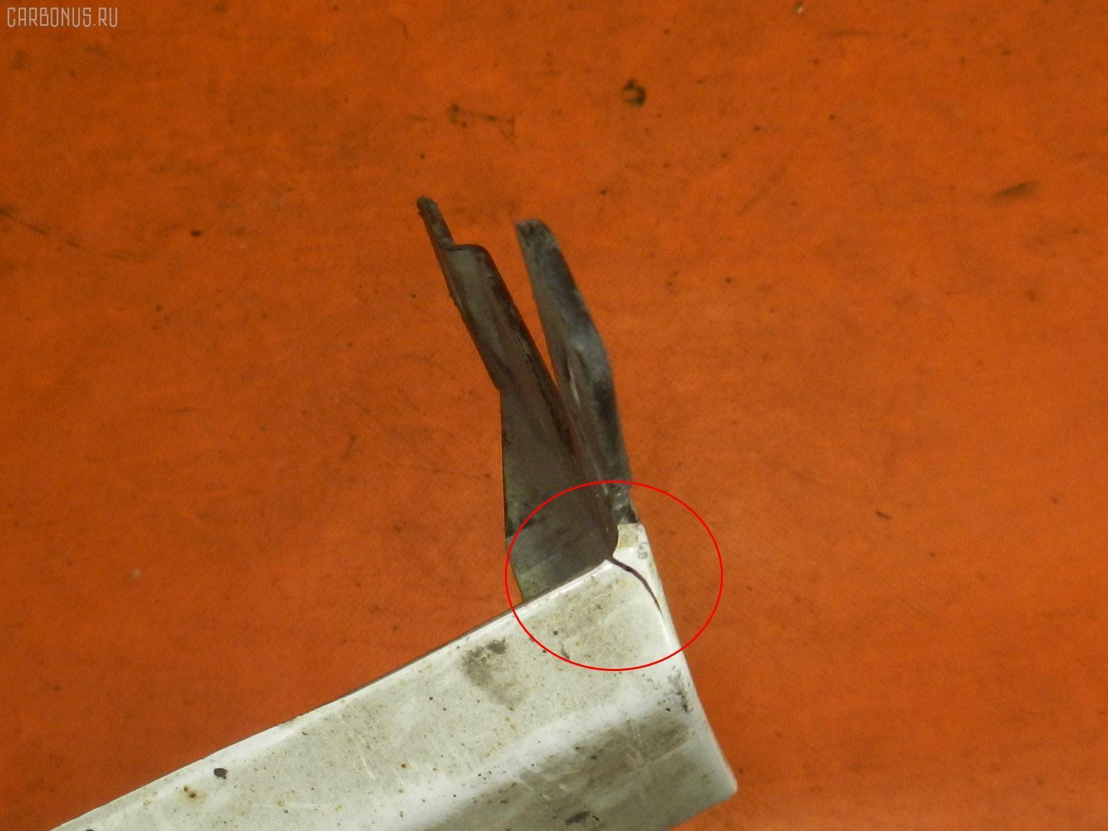 Порог кузова пластиковый ( обвес ) HONDA STREAM RN1. Фото 2
