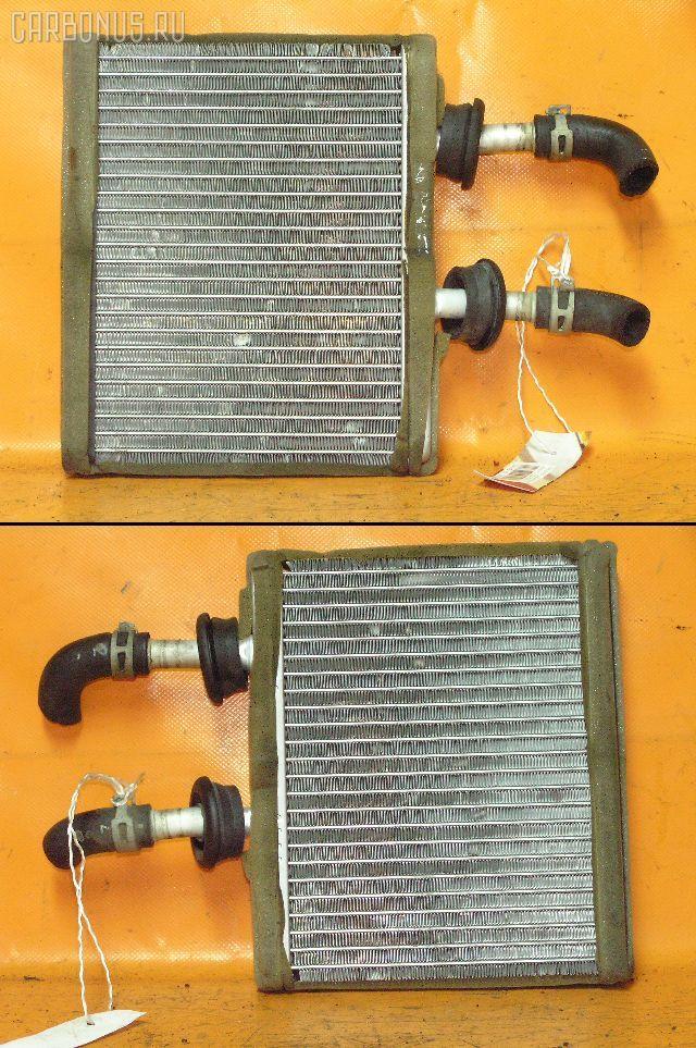 Радиатор печки NISSAN WINGROAD WHNY11 QG18DE. Фото 2