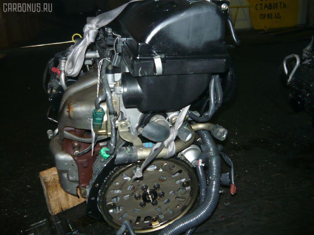 Двигатель NISSAN MARCH AK12 CR12DE. Фото 9