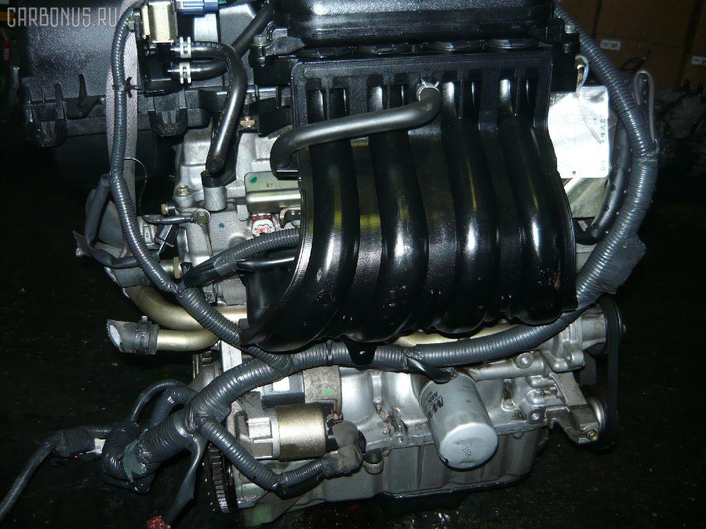 Двигатель NISSAN MARCH AK12 CR12DE. Фото 10