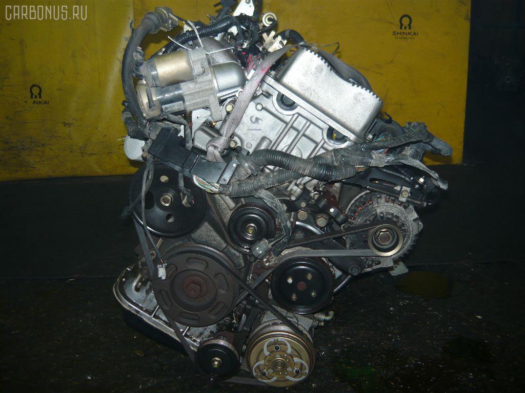 Двигатель NISSAN BASSARA JNU30 KA24DE. Фото 6