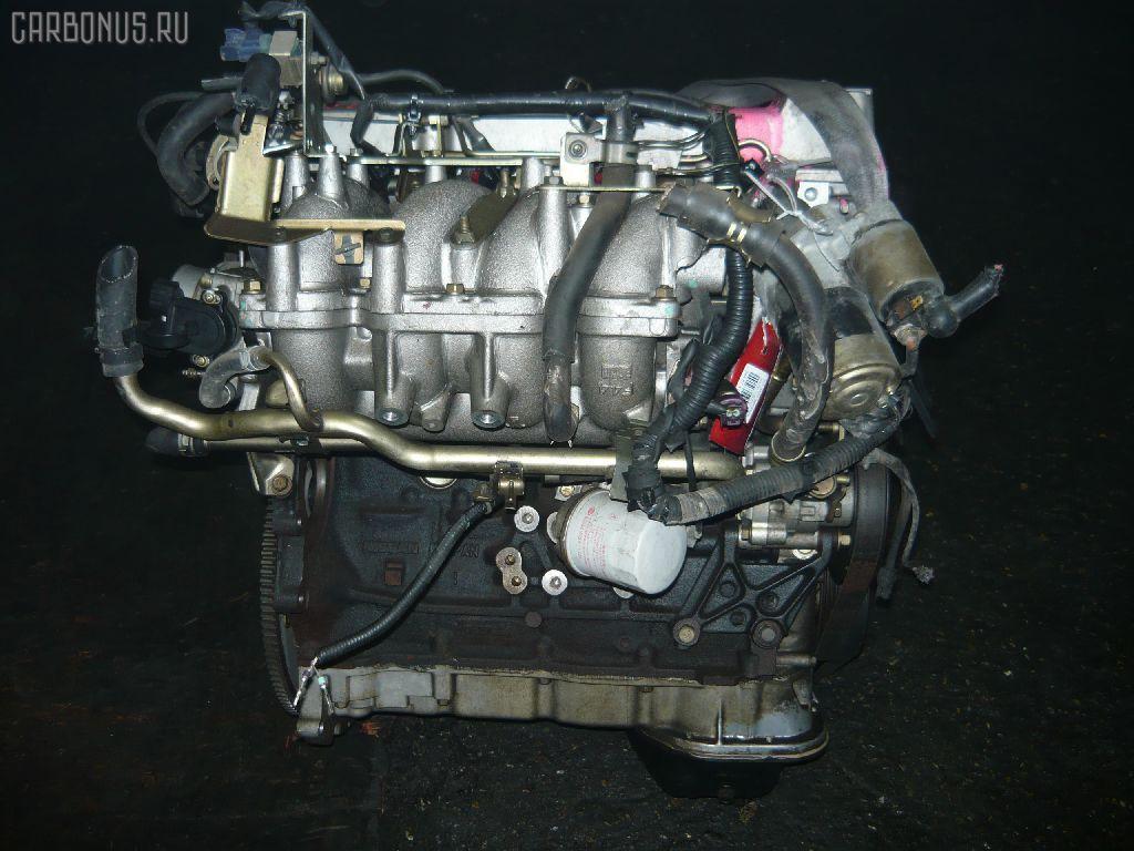 Двигатель NISSAN BASSARA JNU30 KA24DE. Фото 8