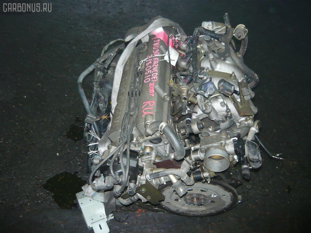 Двигатель NISSAN BASSARA JNU30 KA24DE. Фото 9