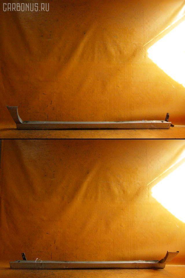 Порог кузова пластиковый ( обвес ) SUBARU FORESTER SF5. Фото 1
