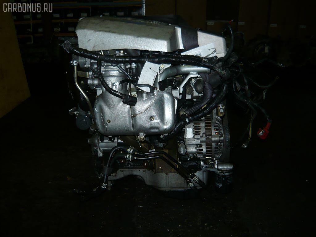 Двигатель MITSUBISHI PAJERO IO H66W 4G93. Фото 8
