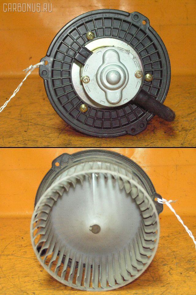 Мотор печки MITSUBISHI PAJERO IO H66W. Фото 1