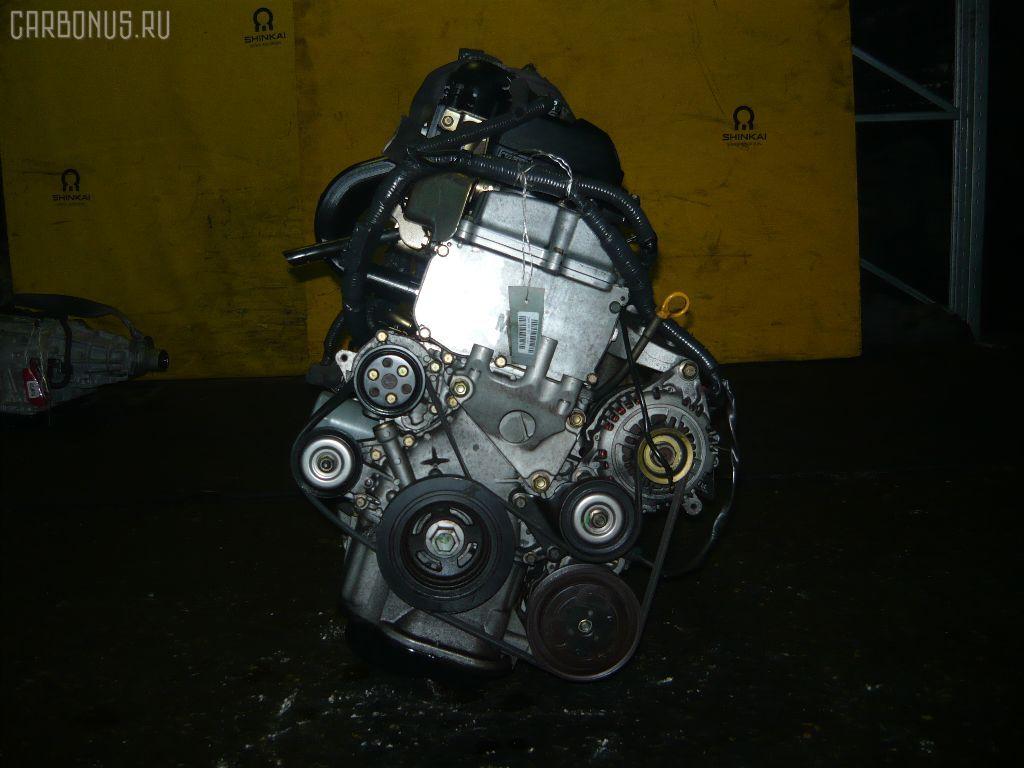 Двигатель NISSAN MARCH AK12 CR12DE. Фото 11