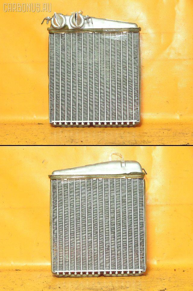 Радиатор печки NISSAN MARCH AK12 CR12DE. Фото 2