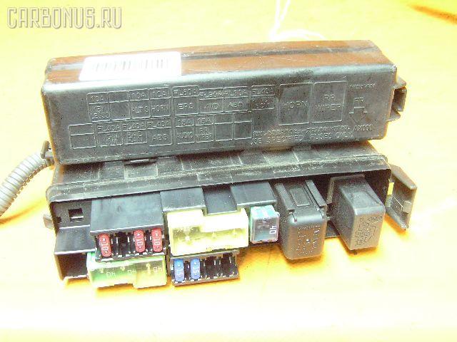 Блок предохранителей NISSAN CUBE BZ11 CR14DE. Фото 2