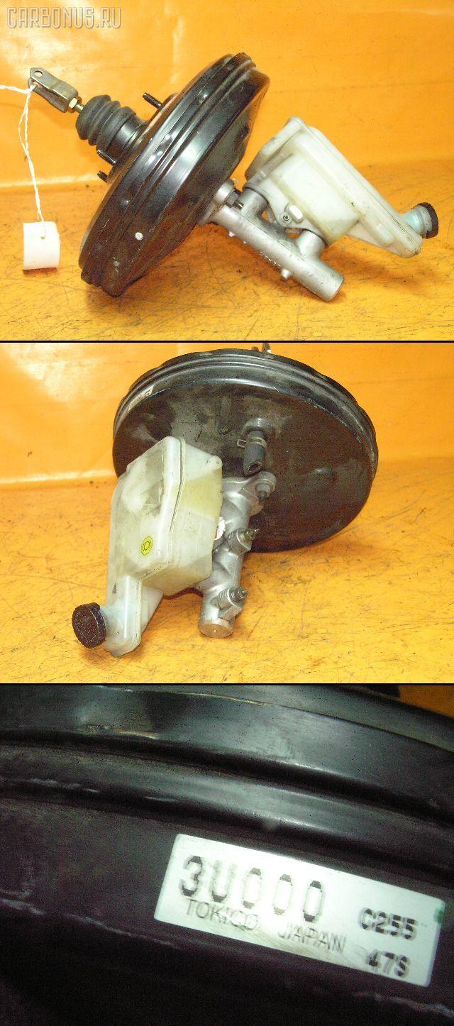 Главный тормозной цилиндр NISSAN CUBE BZ11 CR14DE. Фото 1