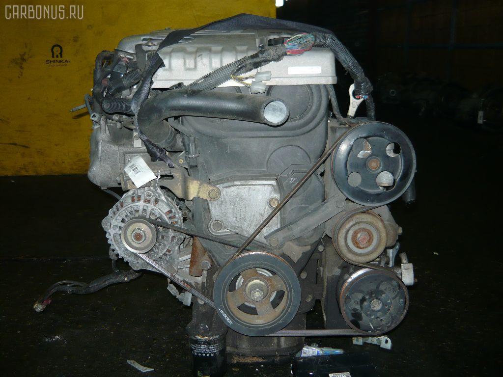 Двигатель MITSUBISHI PAJERO IO H66W 4G93. Фото 10