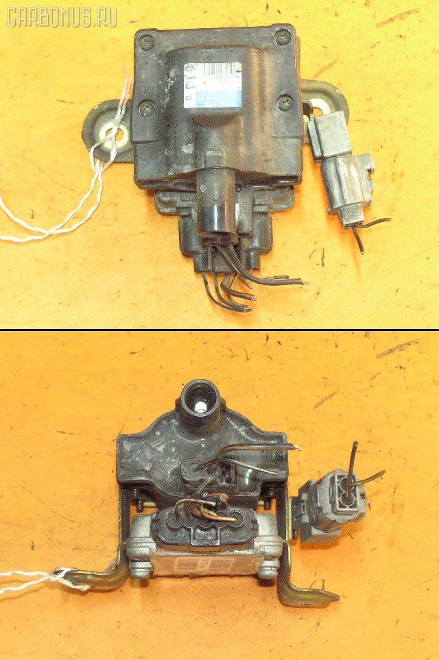 Катушка зажигания TOYOTA STARLET EP82 4E-FTE. Фото 4