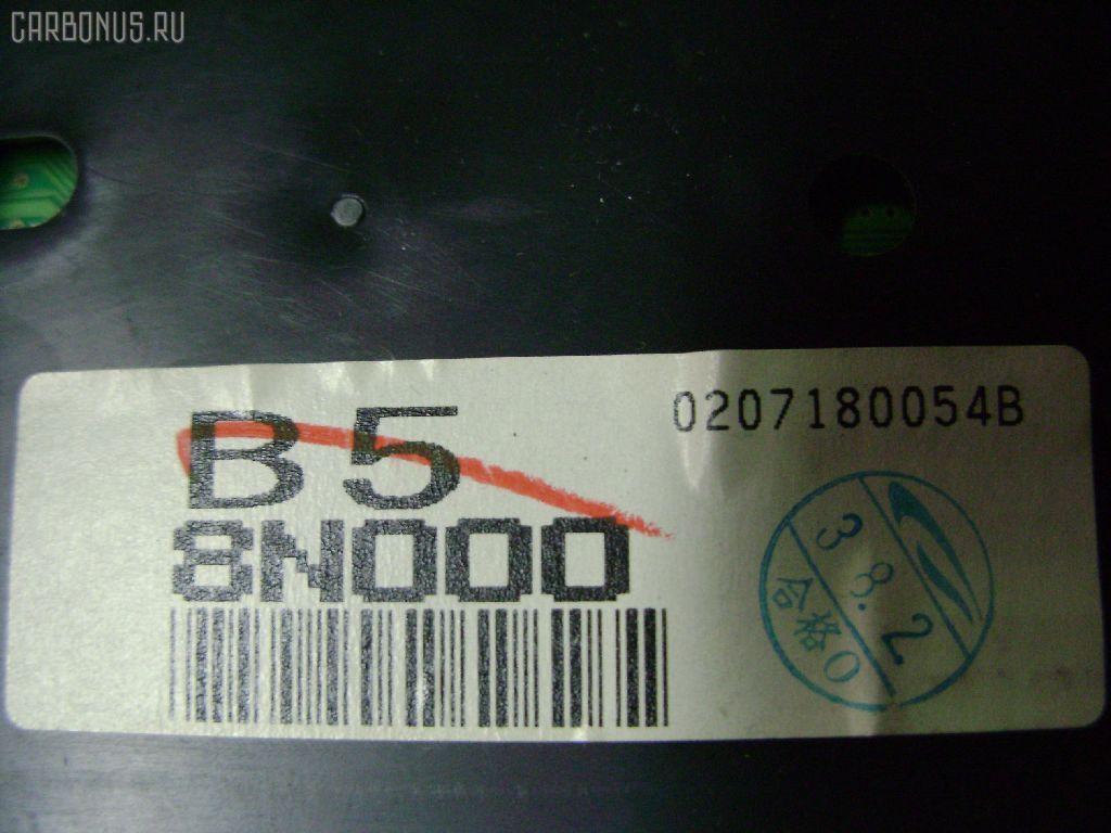 Спидометр NISSAN SUNNY FNB15 QG15DE. Фото 3