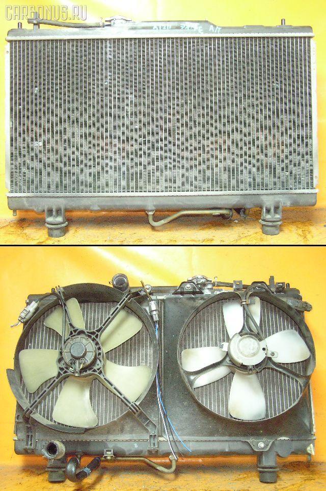 Радиатор ДВС TOYOTA CORONA PREMIO AT210 4A-FE. Фото 4