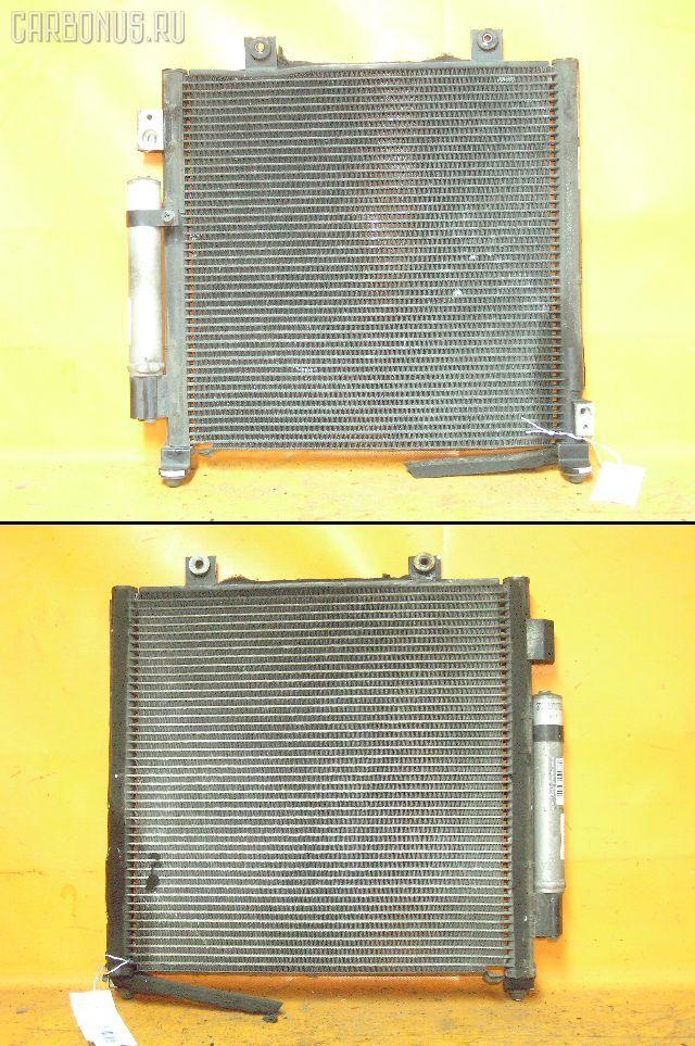 Радиатор кондиционера SUZUKI WAGON R PLUS MA63S K10A. Фото 1