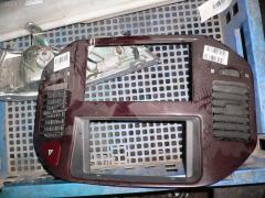 Консоль магнитофона Mitsubishi Pajero V75W Фото 1