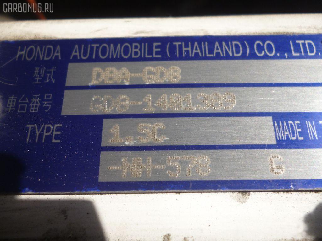 Бак топливный HONDA FIT ARIA GD8 L15A Фото 6