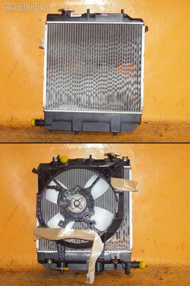 Радиатор ДВС MAZDA DEMIO DW3W B3-ME. Фото 11
