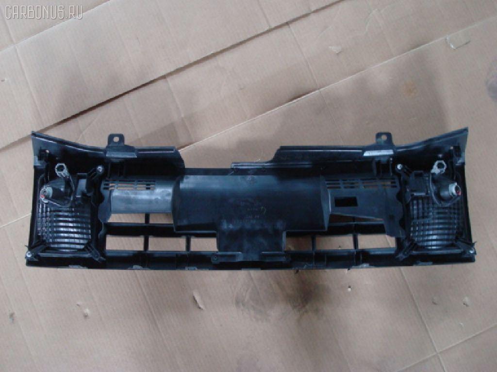 Решетка радиатора NISSAN CUBE CUBIC BGZ11. Фото 3