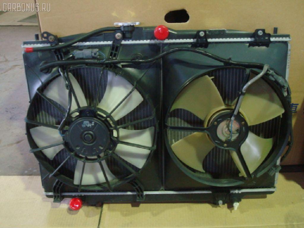 Радиатор ДВС HONDA ODYSSEY RA8 J30A. Фото 6