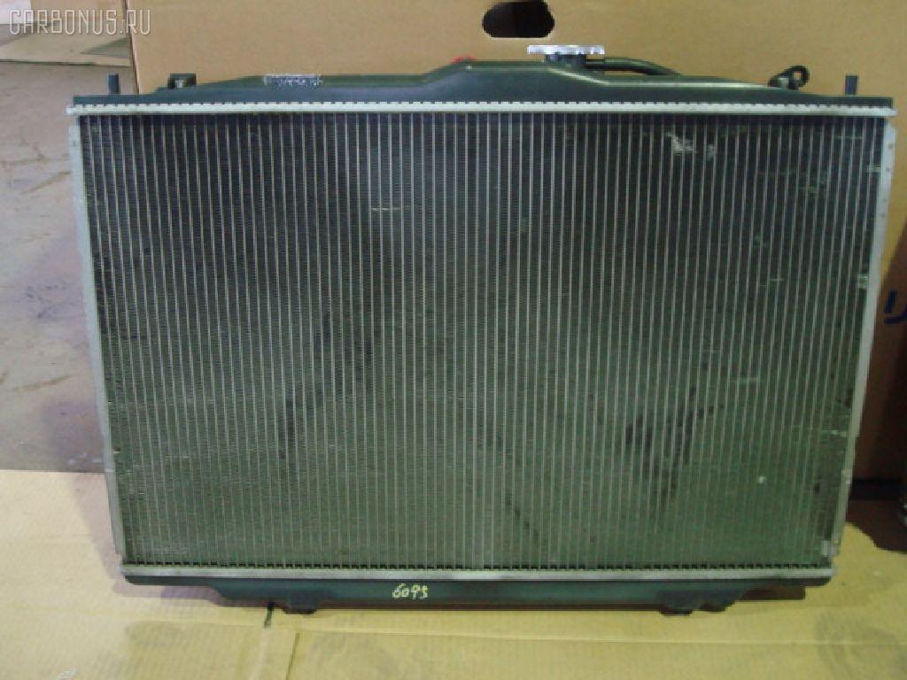 Радиатор ДВС HONDA ODYSSEY RA8 J30A. Фото 7