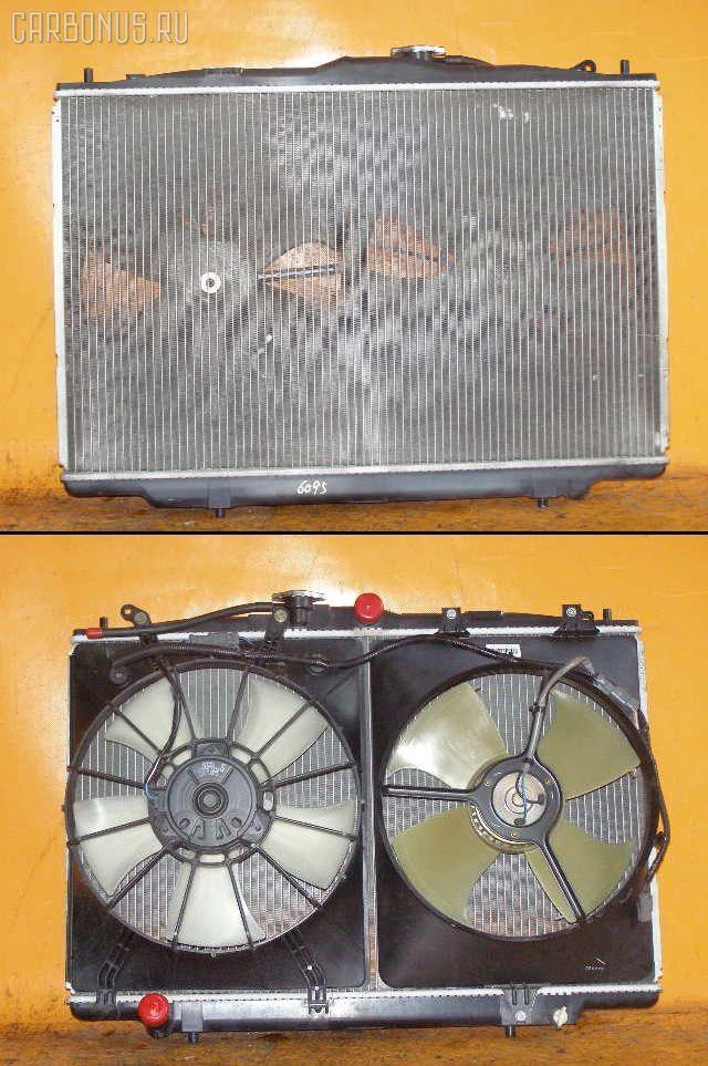 Радиатор ДВС HONDA ODYSSEY RA8 J30A. Фото 5