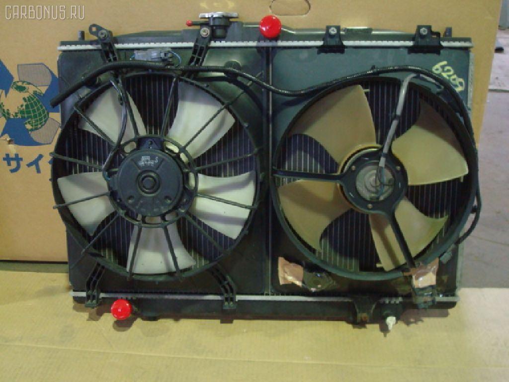 Радиатор ДВС HONDA ODYSSEY RA8 J30A. Фото 9