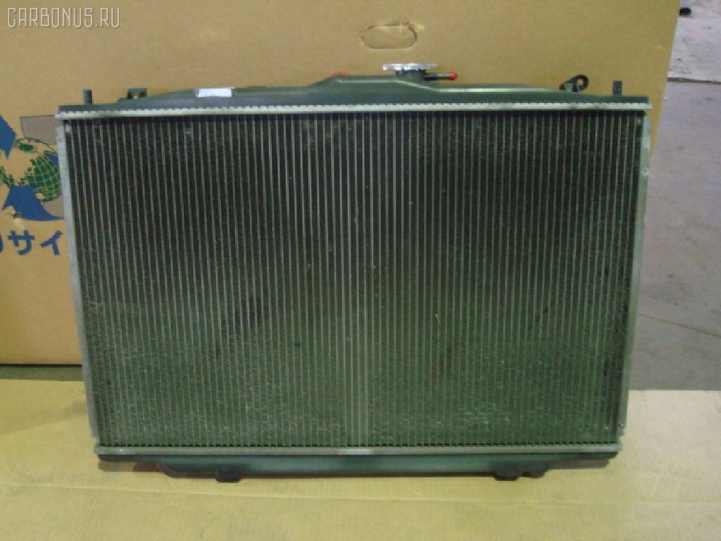 Радиатор ДВС HONDA ODYSSEY RA8 J30A. Фото 10