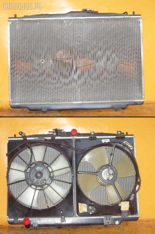 Радиатор ДВС HONDA ODYSSEY RA8 J30A. Фото 8