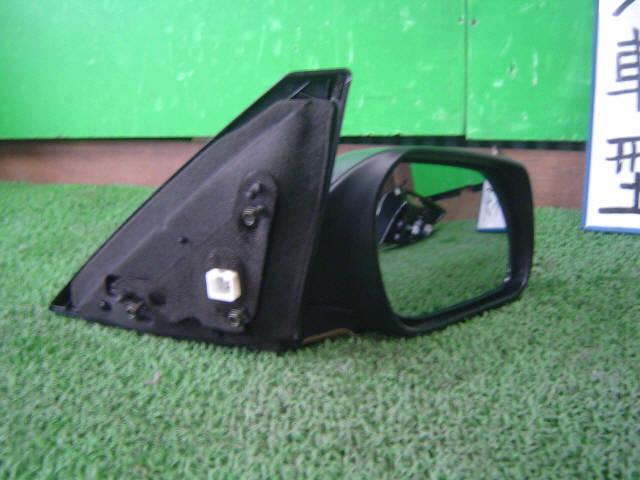 Зеркало двери боковой MAZDA AXELA BK3P. Фото 2