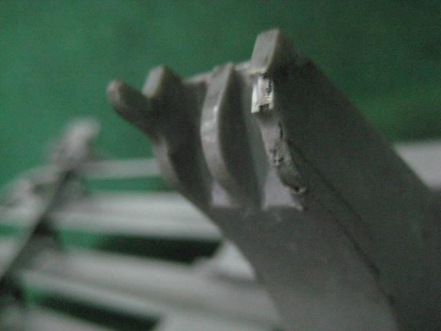 Решетка радиатора NISSAN SERENA TC24. Фото 3