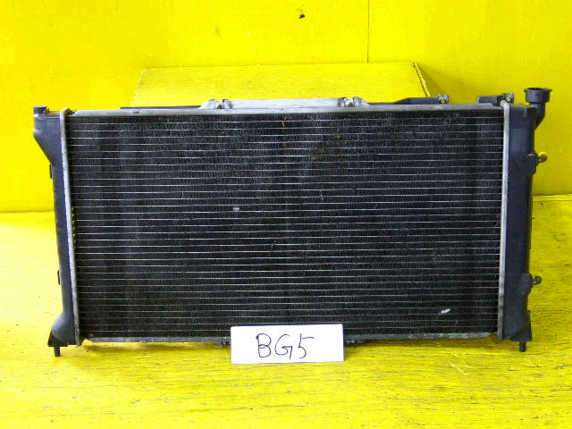Радиатор ДВС SUBARU LEGACY WAGON BG5 EJ20. Фото 3