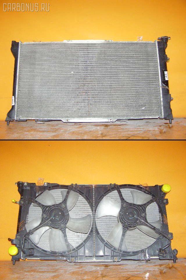 Радиатор ДВС SUBARU LEGACY WAGON BG5 EJ20. Фото 1