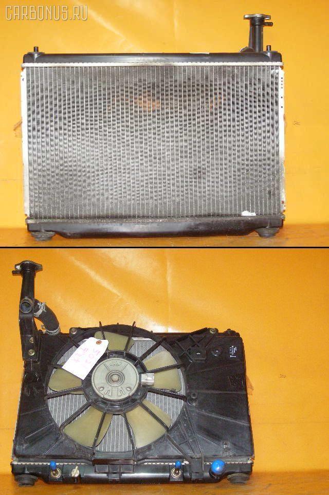 Радиатор ДВС MAZDA DEMIO DY5W ZY-VE. Фото 6