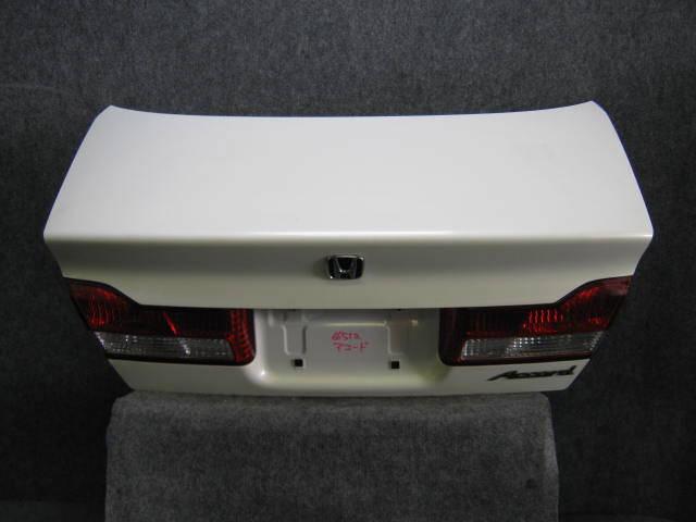 Крышка багажника HONDA ACCORD CL3. Фото 8