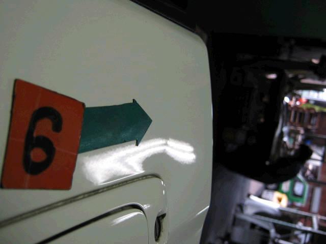 Дверь боковая HONDA CIVIC FERIO ES1. Фото 2
