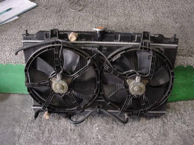 Радиатор ДВС NISSAN BLUEBIRD SYLPHY QG10 QG18DE. Фото 5